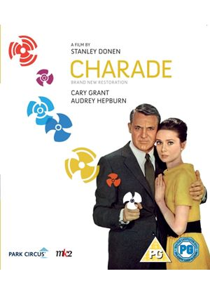 Charade - Dual Format Edition (Blu Ray & DVD)