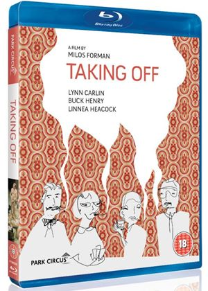 Taking Off (Blu-Ray)