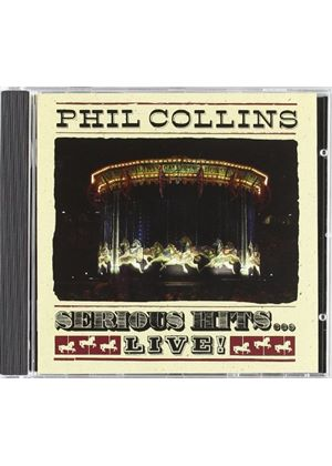 Phil Collins - Serious Hits ... Live (Music CD)