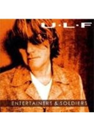 Ulf Christiansson - Entertainers And Soldiers (Music CD)