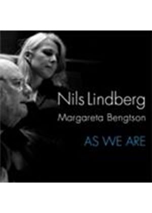 Lindberg: As We Are (Music CD)