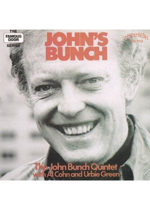 John Bunch Quintet - JOHN'S BUNCH