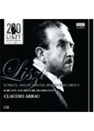 Liszt 200: Claudio Arrau (Music CD)