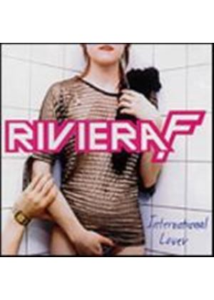 Riviera F - International Lover (Music CD)