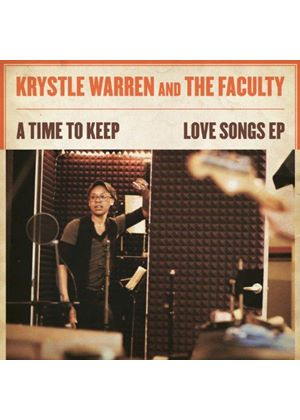 Krystle Warren - A Time to Keep (Love Songs EP) (Music CD)