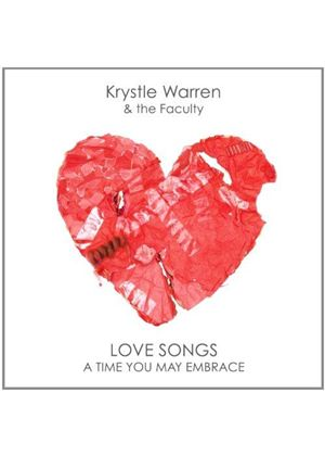Krystle Warren - Love Songs (A Time You May Embrace) (Music CD)