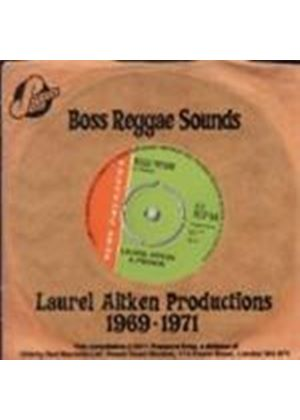 Various Artists - Boss Reggae Sounds (Reggae Popcorn) (Music CD)