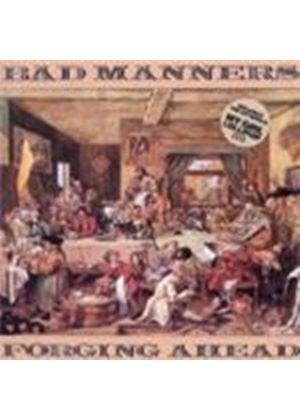 Bad Manners - Forging Ahead (Music CD)