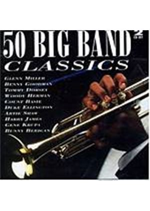 Various Artists - 50 Big Band Classics (Music CD)