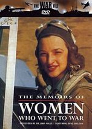 The Memoirs Of Women Who Went To War