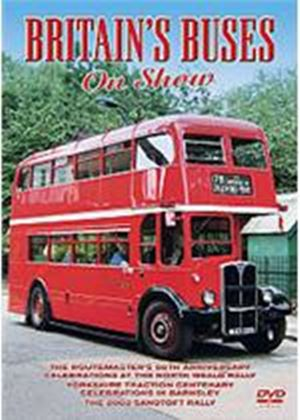 Britains Buses On Show