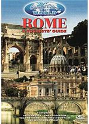 Capital Cities Of The World - Rome - A Tourists Guide
