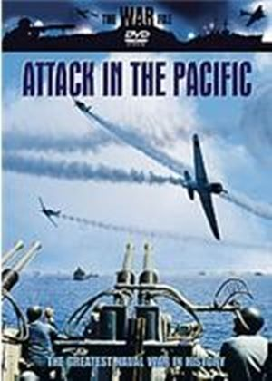 Attack In The Pacific - Greatest Naval War In History