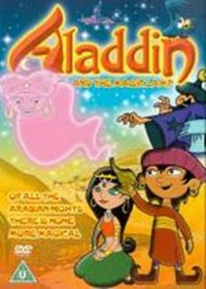 Aladdin And The Magic Lamp (Animated)