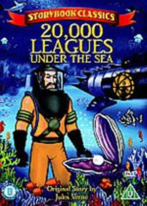 Storybook Classics - 20,000 Leagues Under The Sea (Animated)