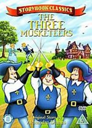 Storybook Classics - The Three Musketeers (Animated)