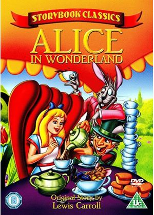 Storybook Classics - Alice In Wonderland (Animated)