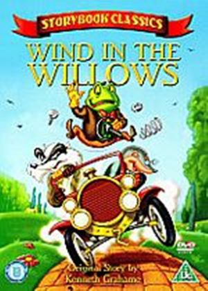 Storybook Classics - Wind In The WIllows (Animated)