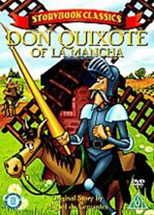 Storybook Classics - Don Quixote Of La Mancha (Animated)
