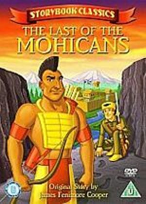 Storybook Classics - The Last Of The Mohicans (Animated)