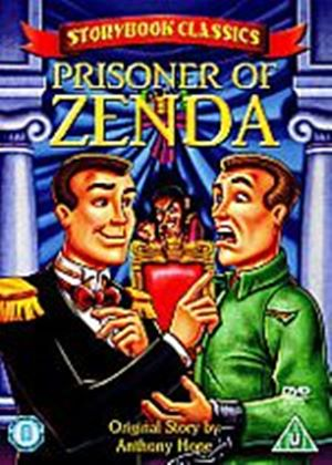 Storybook Classics - Prisoner Of Zenda (Animated)