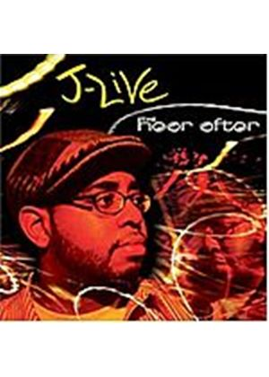 J-Live - The Hear After (Music CD)