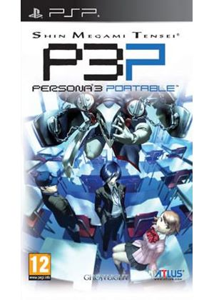 Shin Megami Tensei: Persona 3 Portable - Collector's Edition (PSP)