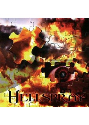 Hellspray - Part of the Solution (Music CD)