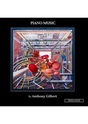 Ian Buckle - Anthony Gilbert (Piano Music) (Music CD)