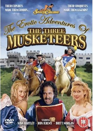Erotic Adventures Of The Three Musketeers