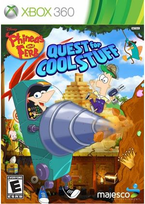 Phineas & Ferb (Xbox 360)