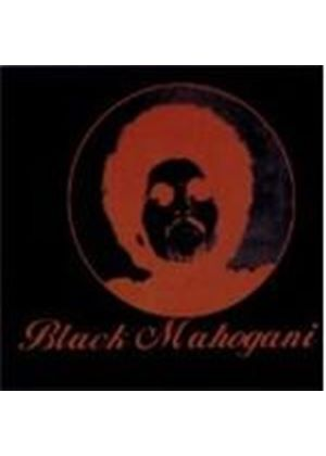 Moodymann - Black Mahogani (Music CD)