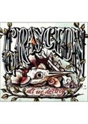Grayceon - All We Destroy (Music CD)