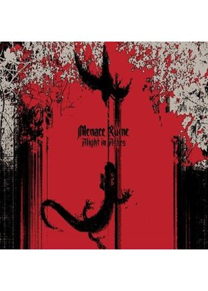 Menace Ruine - Alight in Ashes (Music CD)