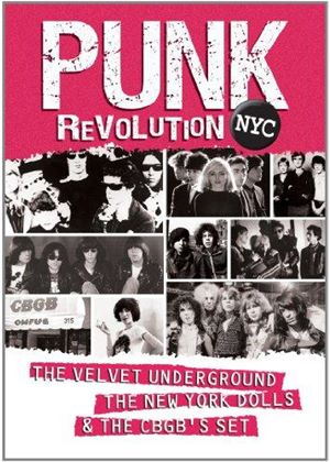 Various Artists - Punk Revolution NYC (+DVD)