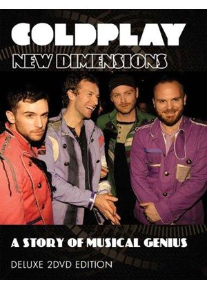 Coldplay - New Dimensions (+DVD)