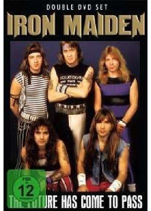 Iron Maiden - Future Has Come To Pass (+DVD)