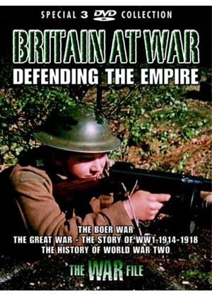 Britain At War - Defending The Empire (Box Set) (Three Discs)