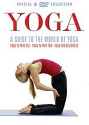 Yoga TV - A Guide To The World Of Yoga (Boxset) (Three Disc)