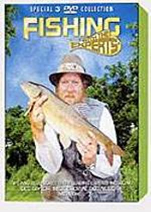 Fishing With The Experts (Box Set) (Three Discs)