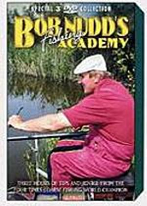Bob Nudds Fishing Academy (Box Set) (Three Discs)