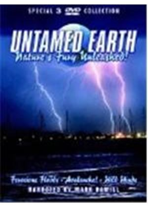 Untamed Earth - Natures Fury Unleashed(3 Disc)