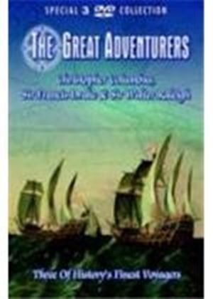 The Great Adventurers (Columbus/Drake/Raleigh)(3 Disc)