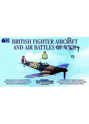 British Fighter Aircraft And Air Battles of WWII (Box Set) (Six Discs)