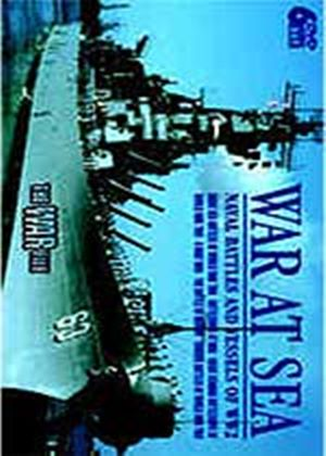War At Sea - Naval Battles And Vessels Of World War Two (Box Set) (Six Discs)
