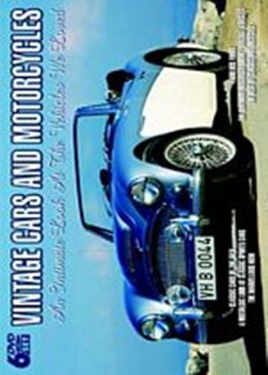 Vintage Cars - An Intimate Look At The Cars We Loved (Box Set) (Six Discs)