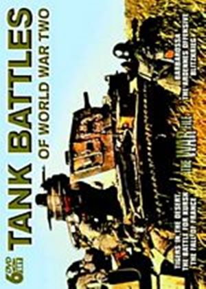 Tank Battles Of World War 2 (Box Set) (Six Discs)