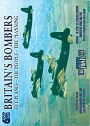 Britains Bombers - The Planes, The People And The Planning (Box Set) (Six Discs)