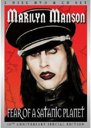 Marilyn Manson - Fear of a Satanic Planet (+DVD)