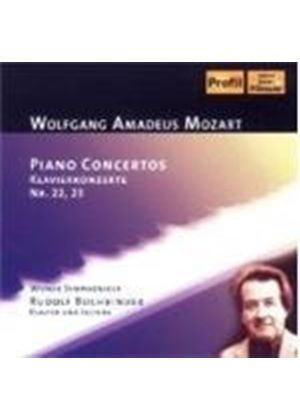 Wolfgang Amadeus Mozart - Piano Concertos Nos. 22 And 23 (Fedossejew, Vienna SO)